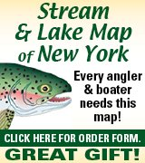 Stream & Lake Map