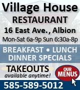 Link to Village House Restaurant Menus