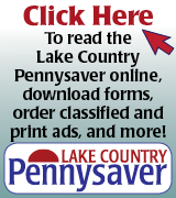 Lake Country Pennysaver