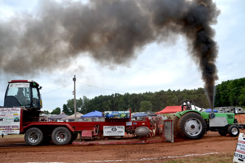 Murray tractor pull