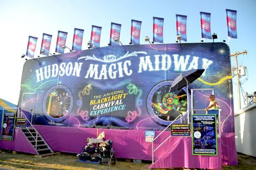Hudson Magic Midway