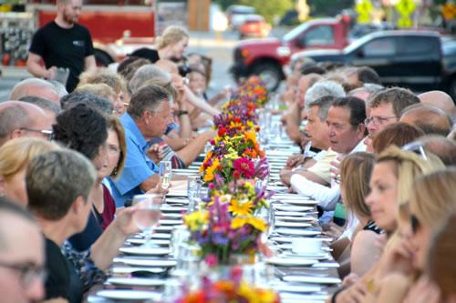 Medina Farm to Table event