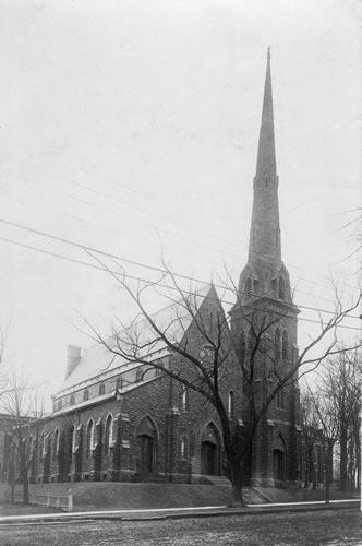 Albion Presbyterian Church