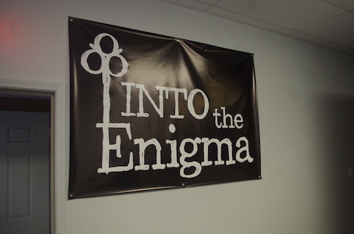 Into the Enigma is located at 525 Main St., Medina.
