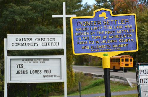 Gilbert marker