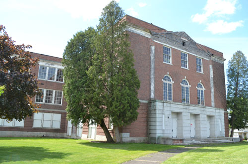 Old Holley High School
