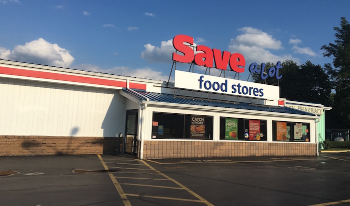 Photo by Tom Rivers The Save-A-Lot store in Holley will close on Sept. 17 after 4 ½ years. The Pawlak family will continue to operate the Save-A-Lot in Albion and some of the Holley employees have been offered jobs in Albion.