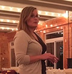 Aimee Chaffee, Leos advisor