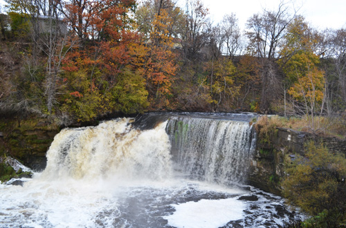 The Medina Waterfalls is an awesome site, but it's largely inaccessible to the public.