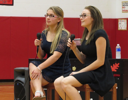 Holley Students Offer Treats Music At Dessert Concert