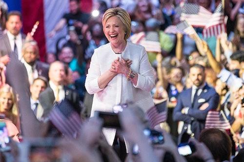 Photo: Clinton campaign
