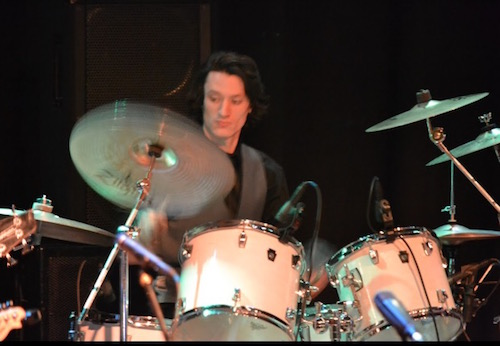 Trevor Jennings plays the drums for Mouse Pad. He is a member of four bands.