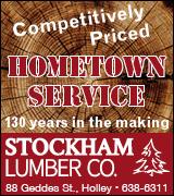 6452 Stockham Lumber