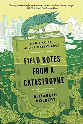 "The Orleans County Environmental Book Club meets Tuesday at 7 p.m. at Hoag Library to discuss ""Field Notes from a Catastrophe."""