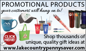 Link to Lake Country Pennysaver website