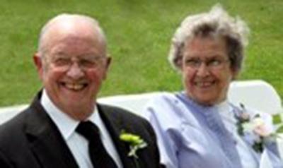 Mary and David Houseman