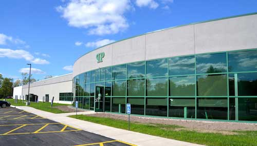 Photos by Tom Rivers: The new Pride Pak vegetable and fruit processing plant on Maple Ridge Road was the largest economic development project in Orleans County in 2016. The new 68,000-square-foot facility represented a $12.5 million investment.