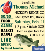 Link to Thomas Michael benefit on facebook