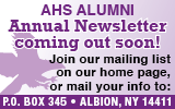 Link to Albion Alumni website
