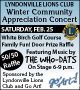 3227 Lyndonville Lions