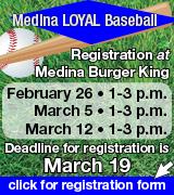 Link to Medina Loyal registration form