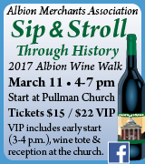 Link to Albion Merchants Association on facebook