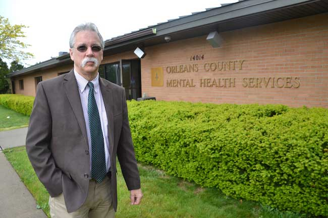 Orleans County Mental Health Director Honored For Efforts To Expand