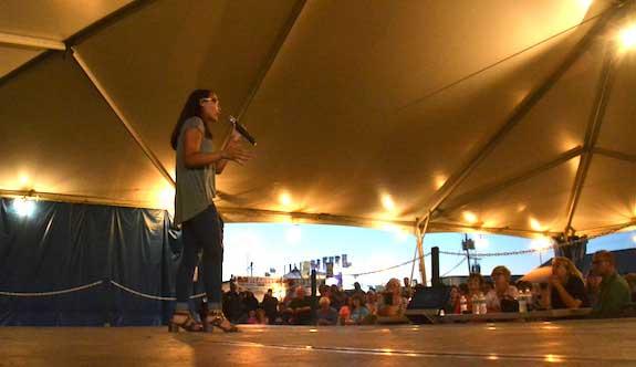 Karaoke finals brings out top crooners | Orleans Hub