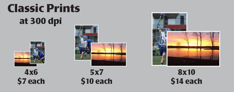 Orleans Hub photo pricing