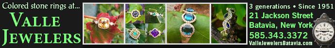 Link to Valle Jewelers website