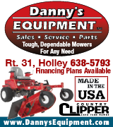 4553 Danny's Equipment