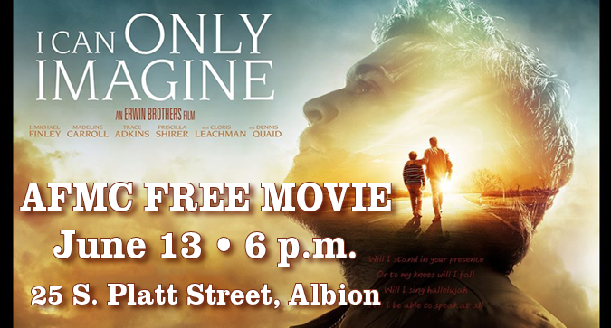 Link to AFMC free movie information on facebook