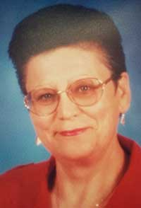 Betty McCloud