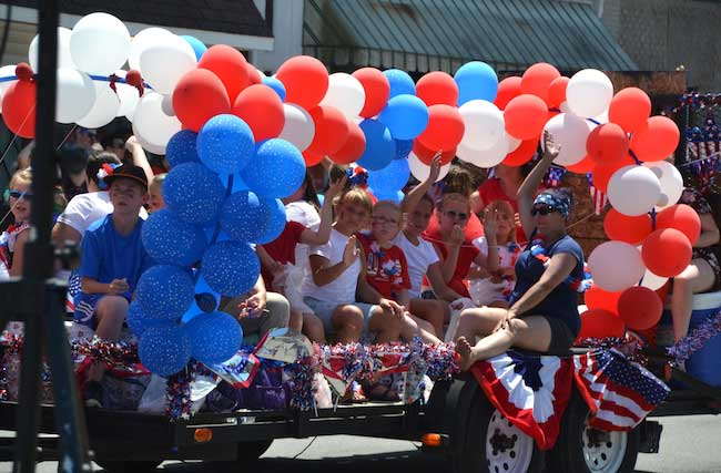 Lyndonville Names Winners In Fourth Of July Parade Orleans Hub