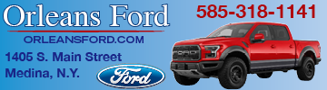 Link to Orleans Ford website