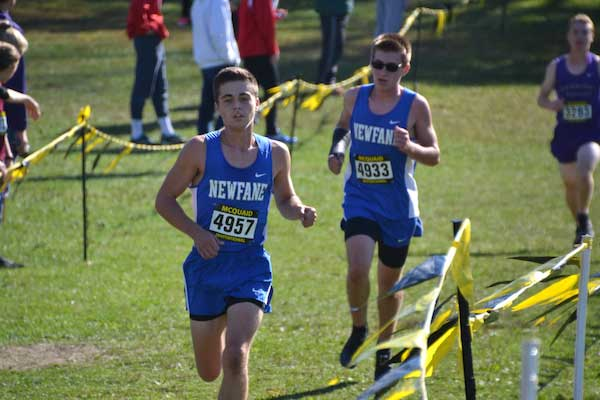 Local Runners Compete At Mcquaid Newfane Boys And Girls Take 2nd