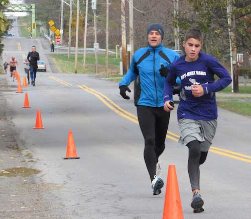 More than 50 complete debut 5K on Veterans Day in Medina