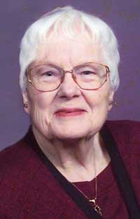 Ruth Stevenson