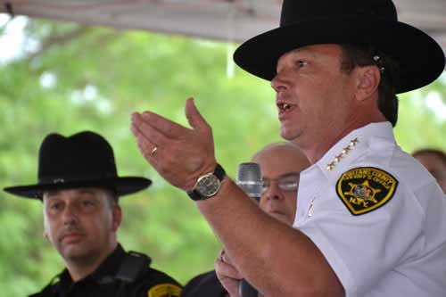 Bower decides against re-election for sheriff | Orleans Hub