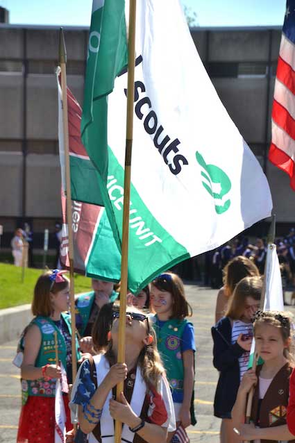 Albion marks Memorial Day with Main Street parade | Orleans Hub