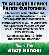 Link to Hendel Farms website