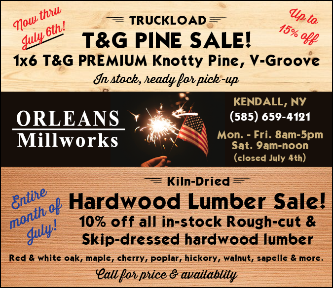 Link to Orleans Millworks website