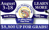 Link to Albion Rotary Club Fishing Derby website