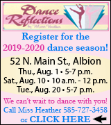 Link to Dance Reflections website