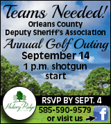 Link to Orleans County Deputy Sheriff's Association on Facebook