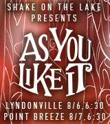 Link to Shake on the Lake website