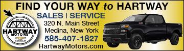 Link to Hartway Motors website