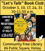 Link to Holley Library website