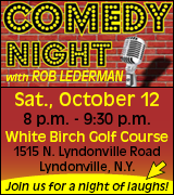 Link to Comedy Night ticket purchase for Medina Rotary