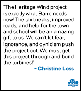 Link to Heritage Wind website
